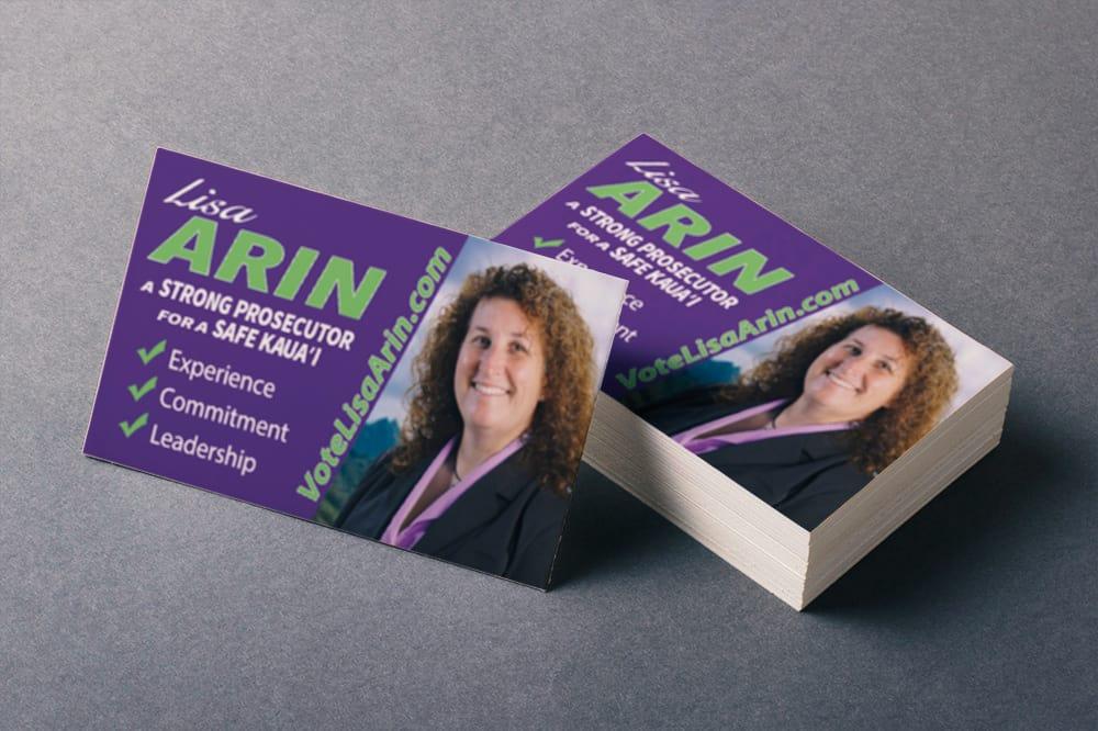 Social kauai portfolio social kauai online marketing web design lisa arin business card reheart Images